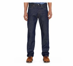 Men's 501 Levi's Original Fit Rigid Shrink-to-Fit