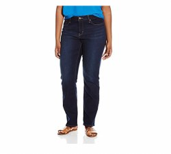Women's 314 Shaping Straight Jeans-Plus Size