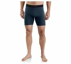 Men's 8 Inch Cotton Boxer Brief 2-Pack