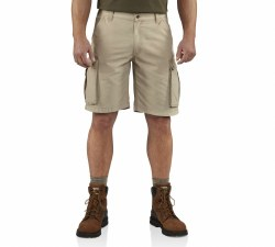 Men's Rugged Cargo Short