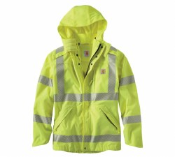 Men's HV Class 3 Waterproof Jacket