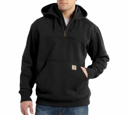 Men's RD Paxton HW Hooded Zip Mock Sweatshirt