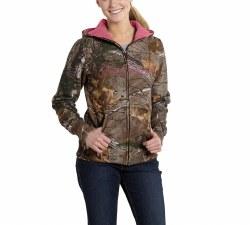 Women's Clarksburg Camo Sweatshirt