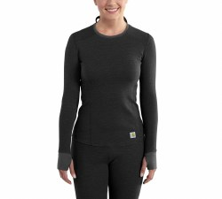 Women's Base Force Cold Weather Crewneck Top