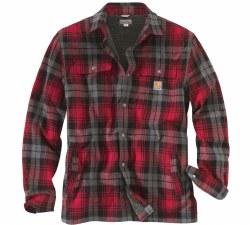Men's Hubbard Sherpa-Lined Shirt Jac