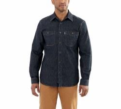 Men's Rugged Flex Patten Denim Shirt
