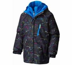 Boy's Whirlibird Interchange Jacket