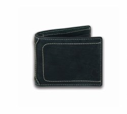 Passcase Wallet with Collectible Tin