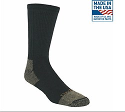Men's 2-pack All Season Steel Toe Sock