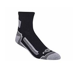 Men's 3-pack Force High Performance Work Quarter Sock