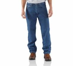 Men's Relaxed Fit Jean-Straight Leg/Fleece Lined