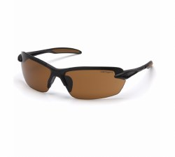 Spokane Safety Glasses with Sandstone Bronze Lens