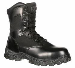 Men's Alphaforce Zipper Duty Boot