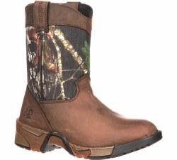 Kids' Aztec Wellington Boot