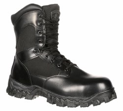 Men's Alphaforce Zipper Composite Toe Duty Boot