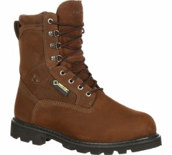 Men's Ranger Steel Toe GORE-TEX Waterproof 600G Insulated Outdoor Boot
