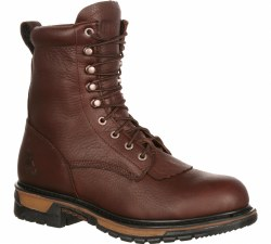 Men's Original Ride Steel Toe Waterproof Lacer Western Boot