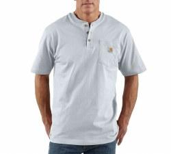 Men's Short-Sleeve Workwear Henley