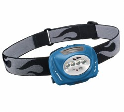 Quad LED Headlamp