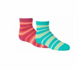 Girl's Infant/Toddler Fuzzy Gripper Sock