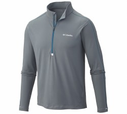 Men's Trail Flash Half Zip Shirt