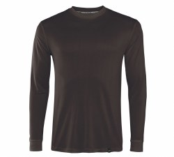 Men's Thermasilk Long-Sleeve Jersey Crew