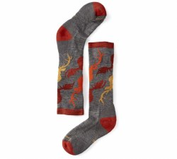 Boys' Wintersport Camo Socks
