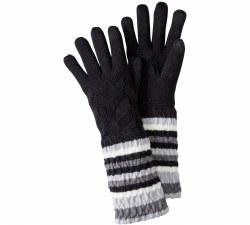 Women's Chevron Stripe Glove