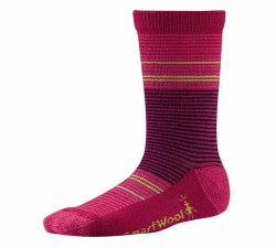 Girls' Thinscape Stripe Socks