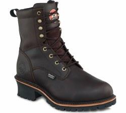 Men's Mesabi 8-inch Steel Toe Logger Boot