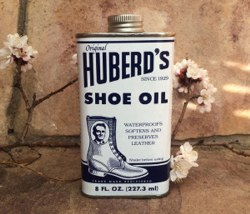 Huberd's Shoe Oil 8 oz