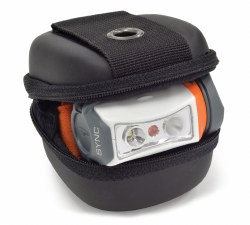 Stash Headlamp Case Black