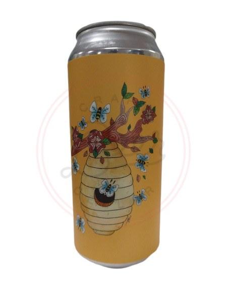 Honey Bee - 16oz Can