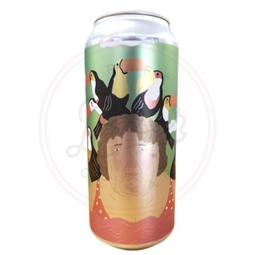 Toucan Lady - 16oz Can