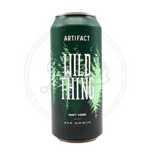 Artifact Wild Thing - 16oz Can