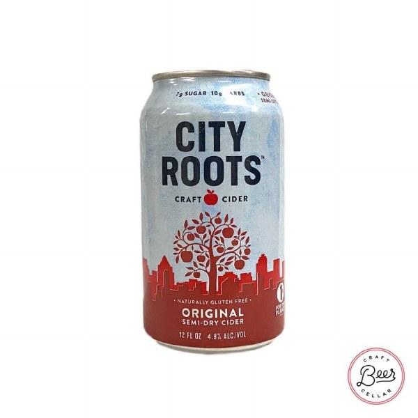 City Roots Original - 12oz Can