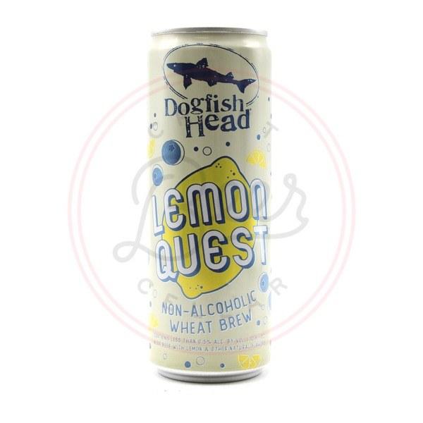 Lemon Quest - 12oz Can