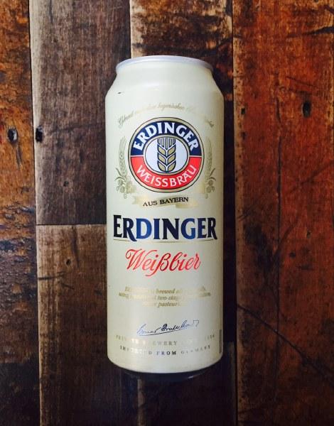 Erdinger Weissbier - 500ml Can
