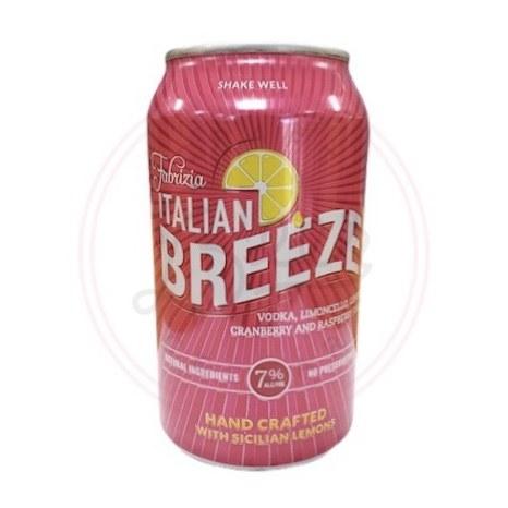 Italian Breeze - 12oz Can