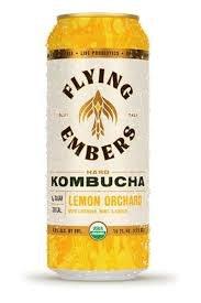 Lemon Orchard Kombucha - 16oz