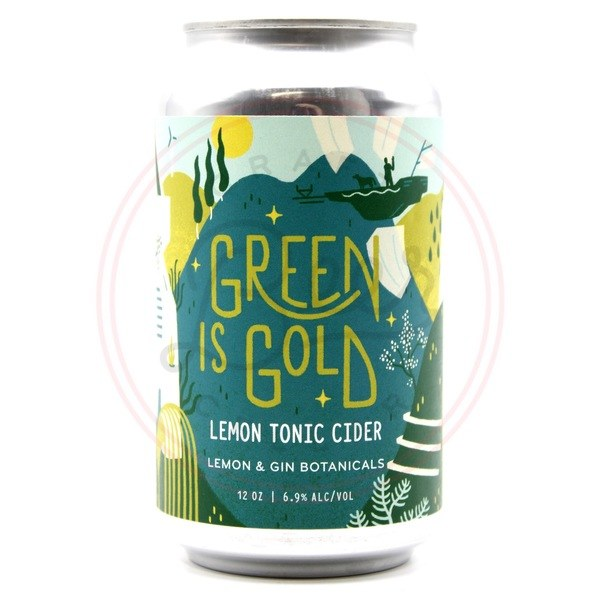 Green Is Gold - 12oz Can