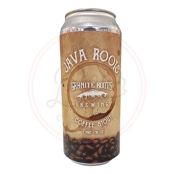 Java Roots - 16oz Can