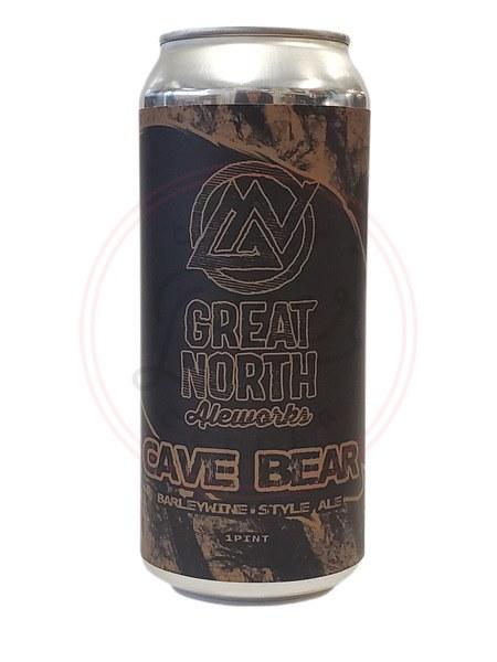 Cave Bear - 16oz Can