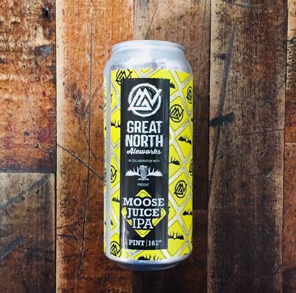 Moose Juice Ipa - 16oz Can
