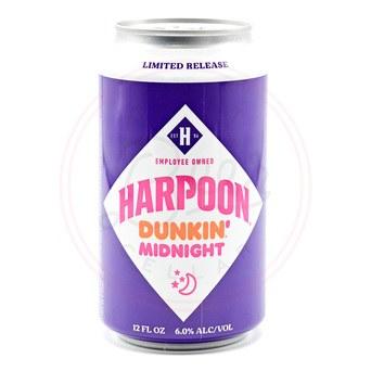 Dunkin Midnight - 12oz Can