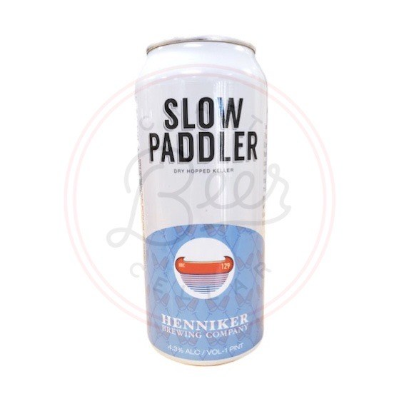 Slow Paddler - 16oz Can