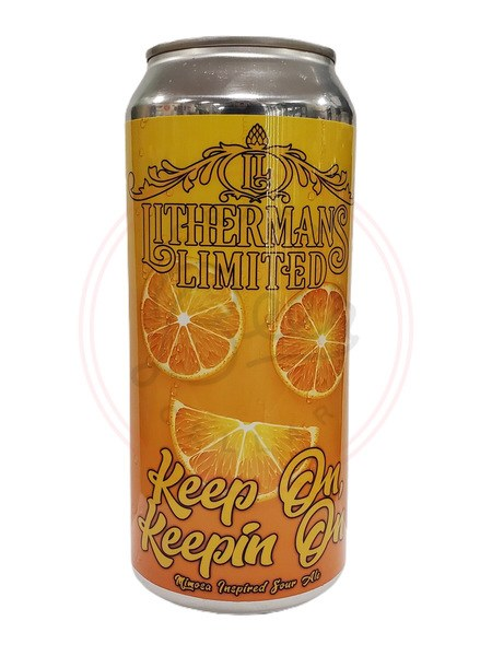 Keep On Keepin On - 16oz Can