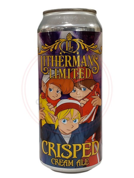 Crisped - 16oz Can