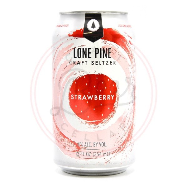 Strawberry - 12oz Can