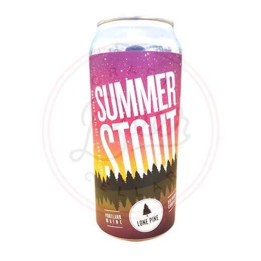 Summer Stout - 16oz Can